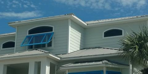 Island Enclosures & Improvements LLC, Hurricane Shutters, Services, Gulf Shores, Alabama