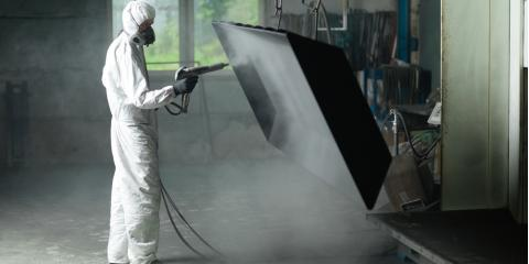 Issaquah Powder Coating Team Explains Sandblasting, Issaquah Plateau, Washington