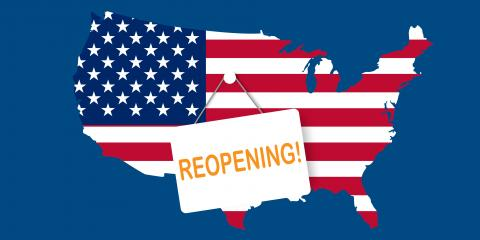 Small Business Reopening Advice from the U.S. Chamber of Commerce, High Point, North Carolina
