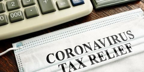 Tax Breaks for Employers During the Covid-19 Crisis, Greensboro, North Carolina