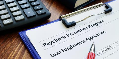 Streamlined PPP Loan Forgiveness Applications Available, Greensboro, North Carolina