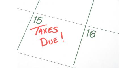 October 15 Tax-Filing Extension Approaches -- Are You Ready?, High Point, North Carolina