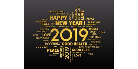 Happy New Year!, Greensboro, North Carolina
