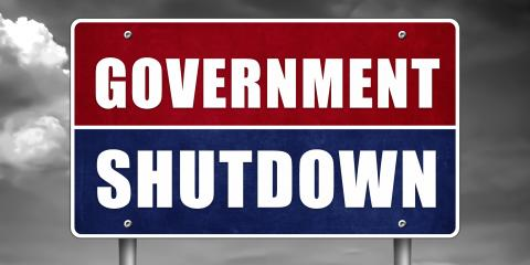 Client Advisory How will the Government Shutdown Affect my Tax Return?, Greensboro, North Carolina