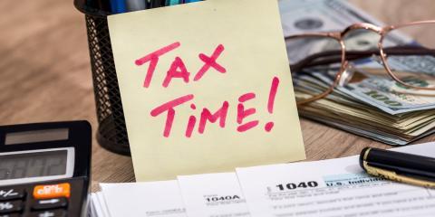 IRS Taxpayer Advisory for Start of Season -- Part 2, High Point, North Carolina