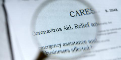 CARES Act Information -- Employee Retention Credit, High Point, North Carolina