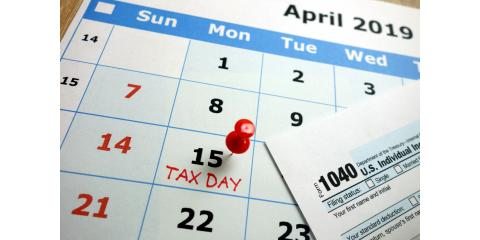 IRS Provides Advice for Tax Filing Extensions, Greensboro, North Carolina