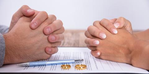 New Tax Rules for Divorce and Alimony Payments, High Point, North Carolina