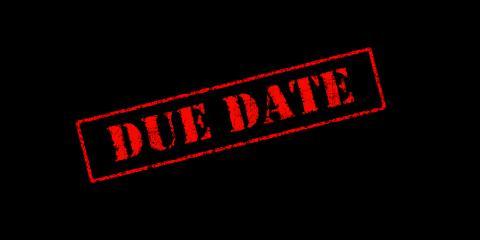 Third Quarter Estimated Tax Payment Due Monday, High Point, North Carolina