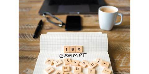 IRS HIghlights Tax Changes for Tax Exempt Organizations, Greensboro, North Carolina
