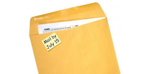 IRS Posts FAQs About Tax Filing & Payment Deadline Delays, Greensboro, North Carolina