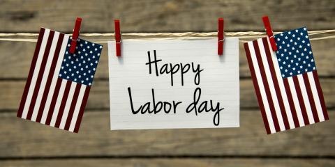 Happy Labor Day!, Greensboro, North Carolina