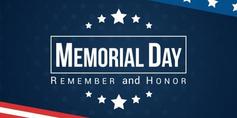 Happy Memorial Day!, Greensboro, North Carolina
