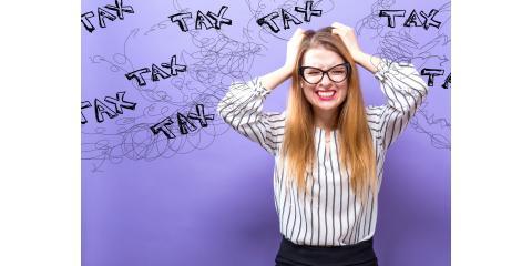 "Taxpayer Advocate Suggests ""Anxiety Index"", Greensboro, North Carolina"