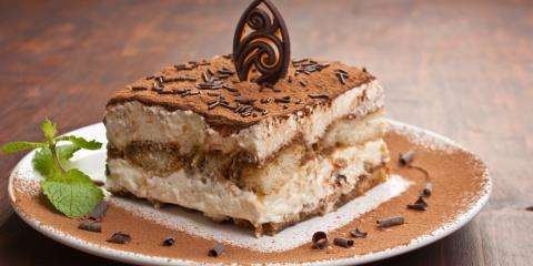 3 Reasons People Love Tiramisu, Bronx, New York