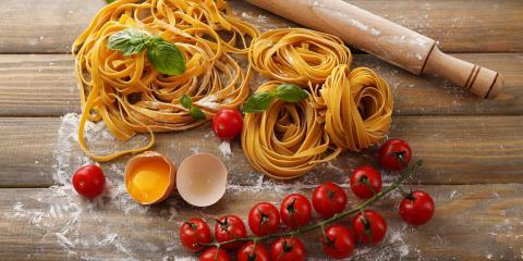 How Do Italian Restaurants Make Pasta?, Groton, Connecticut