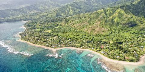 3 Fun Ways to Explore the Na Pali Coast, Lihue, Hawaii