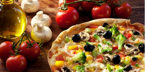 5 Healthy Food Categories at Your Favorite Pizza Restaurant, Jackson, New Jersey