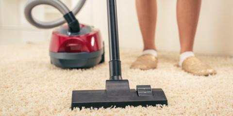 How Often is Vacuuming Necessary?, Pottsville, Arkansas