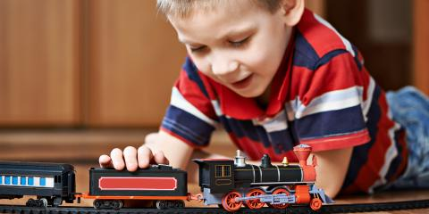 Do's & Don'ts of Buying Model Trains for Kids, Jacksonville, Arkansas
