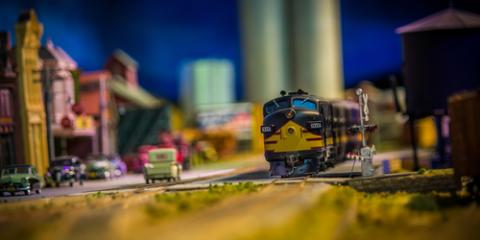 6 Safety Tips for Model Trains, Jacksonville, Arkansas