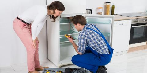 Appliance Repair Company on 3 Reasons Refrigerators Leak, Jacksonville East, Florida