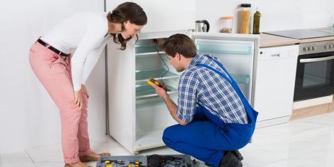 Appliance Repair Company on 3 Reasons Refrigerators Leak, Jacksonville East, Florida