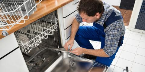 Dishwasher Repair: 4 Potential Causes of a Leak, Jacksonville East, Florida