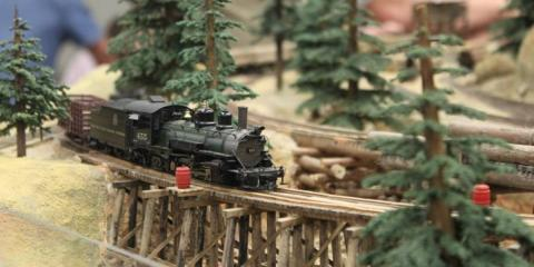 The 2018 Jacksonville Train Show Has Something for Everyone!, Jacksonville, Arkansas