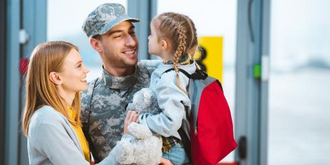 4 Reasons Military Members & Families Should Use Storage Units, Jacksonville, Arkansas