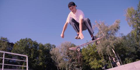 4 Tips for Learning How to Skateboard, Jacksonville, Arkansas