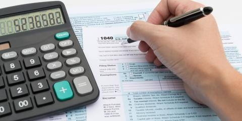 Have You Filed Your Taxes? 4 Excellent Reasons to Do It Early, Jacksonville, Arkansas