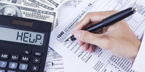 5 Important Terms to Know for Your Taxes, Jacksonville, Arkansas