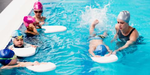 A Parent's Guide for Teaching Kids How to Swim, Jacksonville, Arkansas