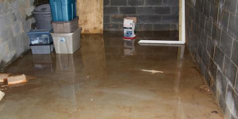 basement water damage from indiana s foundation waterproofing pros