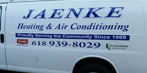 Jaenke Heating accepting applications now, Waterloo, Illinois