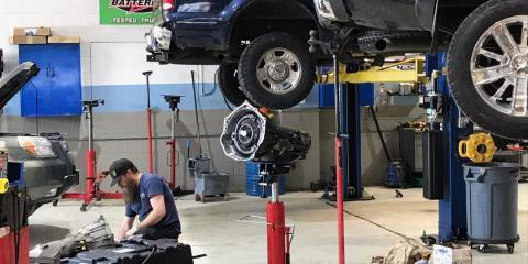 How to Determine When You Need Transmission Service, Milford, Connecticut