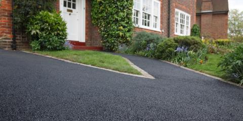 3 Benefits of Asphalt Driveway Installation, ,