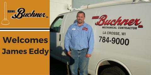Welcome James Eddy! , La Crosse, Wisconsin