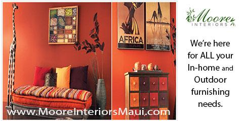 NEW Furniture Trends for 2015..., Lahaina, Hawaii