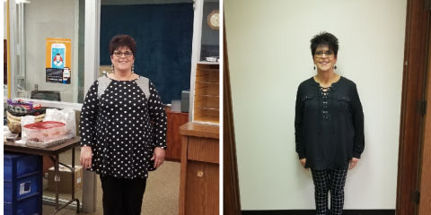 100 Pounds Left Behind in 2019- Read Her Story, Gatesville, Texas