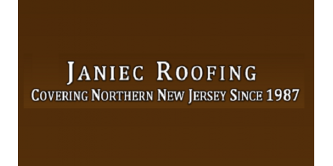 Janiec Roofing, Roofing, Services, Lodi, New Jersey
