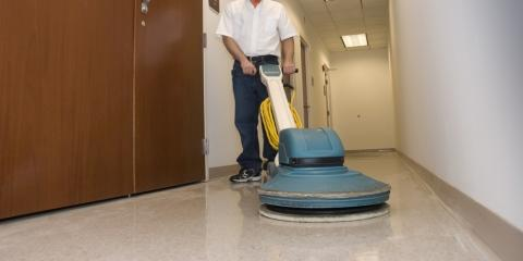 Your Business' Hard Floors Need Cleaning Service Too, Waterbury, Connecticut