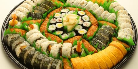 Why Sushi Is Safe to Eat, Honolulu, Hawaii