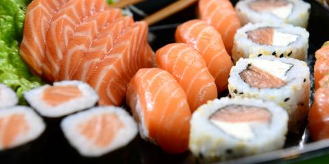 3 Healthy Benefits of Eating Japanese Dishes, Honolulu, Hawaii