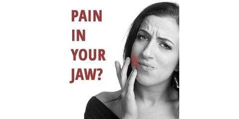 Jaw problems:  Exercise and relaxation tips, Lewisburg, Pennsylvania