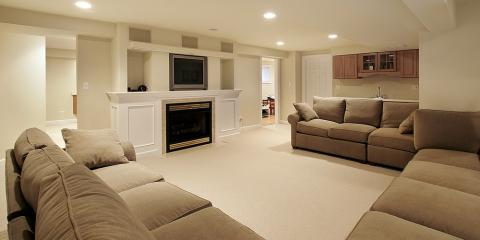 Home Remodeling Experts Share 3 Smart Directions for a Basement Redesign, Livonia, Michigan