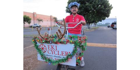 Find your special bike for your special someone at Eki Cyclery, Honolulu, Hawaii