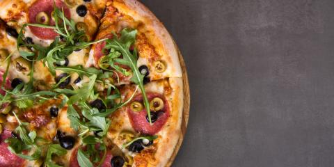 A Brief History of Pizza , Southwest San Gabriel Valley, California