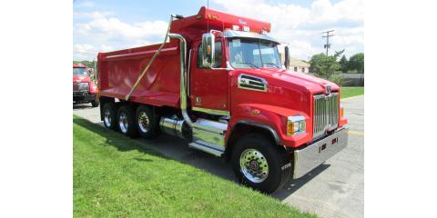 Hoover Truck Centers talks Tri-Axle Dump Trucks, Mount Olive, New Jersey
